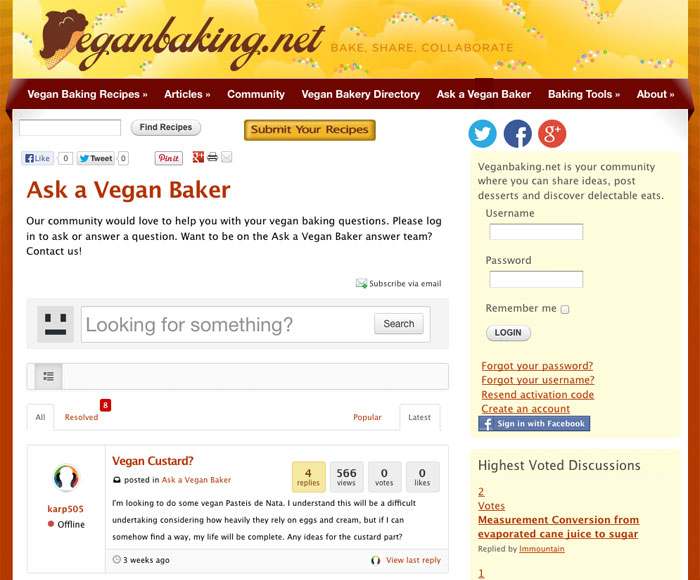 vegan-baking-uses-easydiscuss